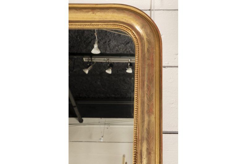 Louis Philippe extra large mirror 200x128