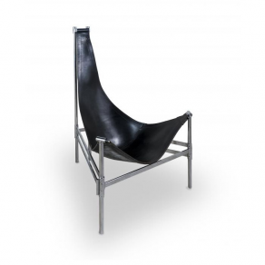 Large Scandinavian chair by Yacht