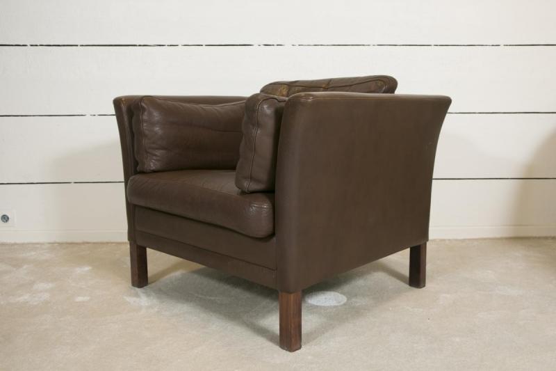 Scandinavian chair by Mogens Hansen