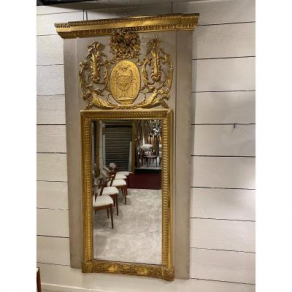 Very Large Louis XVI style Trumeau H....